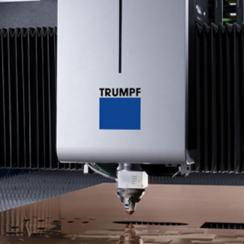 Corte laser  laser/fibra TRUMPF FERVILOR