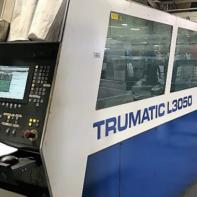 Fervilor corte laser chapa 2d acero inoxidable aluminio trumpf 3050